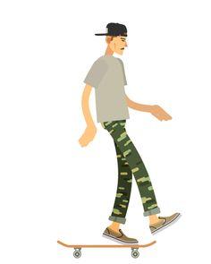 Walk Cycles on Behance designer Jae Son 2d Character Animation, Animation Storyboard, Animation Programs, Animated Icons, Animated Gif, Walking Gif, Gif Collection, Animation Tutorial, Pose
