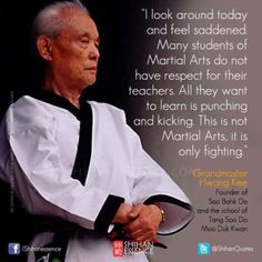 Gabu Wing Chun Campfire, I know this is not Kenpo, but oh so true in all arts.