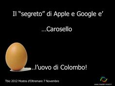 tbiz-2012-talk-su-vendere-di-pi by Master-mind.it via Slideshare