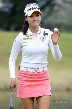 Girl Golf Outfit, Cute Golf Outfit, Girl Outfits, Girls Golf, Ladies Golf, Women Golf, Golf Wear, Lpga, Golf Fashion