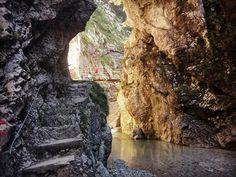Via ferraty Alp Austriackich