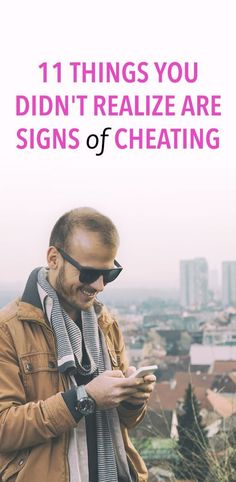 Life Hacks : 11 Things You Didnt Realize Are Signs Of Cheating Relationship Mistakes, Relationship Challenge, Bad Relationship, Relationship Problems, Relationships Love, Healthy Relationships, Marriage Problems, Cheating Husband Signs, Is He Cheating