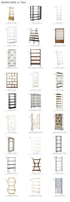 81 Bookcases – That's a LOT of books