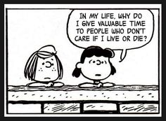 Lucy Charlie Brown, Charlie Brown Quotes, Charlie Brown Characters, Charlie Brown Comics, Peanuts Characters, Peanuts Cartoon, Peanuts Snoopy, Cartoon Memes, Cartoon Pics