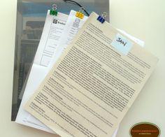 Contratos e recibos são documentos importantes pra garantir um casamento sem dor de cabeça. Então eu pergunto: como você os guarda, hein?