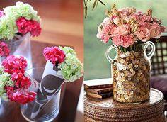 100 jeitos de colocar flores em casa