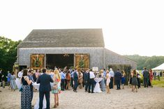 Bourne Farm Cape Cod Wedding: Jackie and Colin