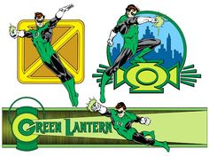 Green Lantern by José Luis García-López from the 1982 DC Comics Style Guide