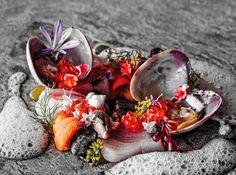 From Dominique Crenn's 'Metamorphosis of Taste'.