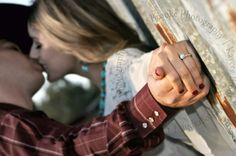 Engagement session w/pet Wedding Fur babies Country Rustic Perfect ideas country wedding