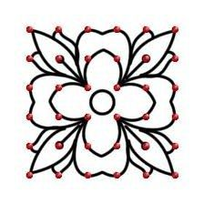 simple kolam patterns - Google zoeken