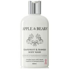 Grapefruit & Seaweed Luxury Body Wash