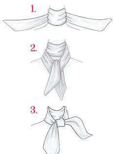 How to: Tie a Silk S