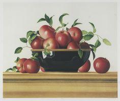 James Aponovich, Apples, 1989,