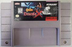 Castlevania Dracula X - SNES Game Discounted