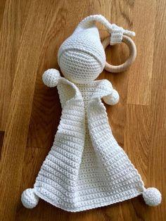 Haken Gratis Patroon Nederlands Baby Knuffeldoekje Konijn