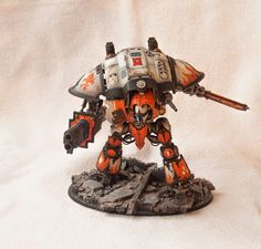 Imperial Knights in Lannister colors
