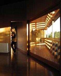 Kerstin Thompson Arquitectos: Ivanhoe House