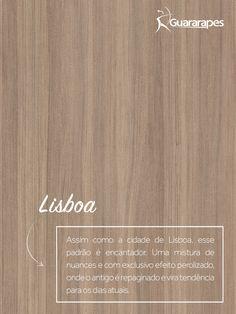 Padrão Lisboa | Linha Dual Touch | MDF Guararapes