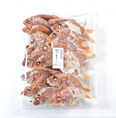 Dried sea bream from the Japan Sea by Tottori prefecture. Sea bream, called tai in Japanese, is considered an auspicious fish and often featured in New Year's cuisine.