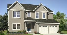 Devlyn Floorplan of Generation Collection - Modular Home - All American Homes  Okay... Mast on 2nd Floor