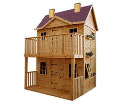 Casa de madera infantil VILLA ORLEANS
