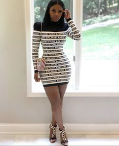 Excited to share the latest addition to my shop: Ladies Balmain dress Orlando, Balmain Dress, Freakum Dress, Dress Up, Bodycon Dress, Mode Inspiration, Fashion Inspiration, Fall Dresses, Trendy Fashion