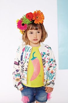 Il Gufo's Parade And The Tropical Prints And