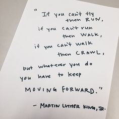 Powerful words by Martin Luther King Jr. on this #motivationmonday #inspired #mlkday
