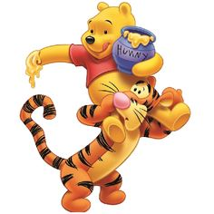 Winnie The Pooh And Friends Winnie The Pooh Cartoon, Tigger Disney, Winnie The Pooh Pictures, Tigger And Pooh, Winnie The Pooh Themes, Love Is Cartoon, Cute Winnie The Pooh, Winne The Pooh, Winnie The Pooh Quotes