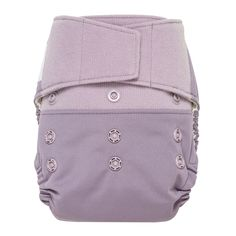 GroVia Shell Hook & Loop Closure - Haze | Shop Our Huge Selection of Affordable Cloth Diapers Online!