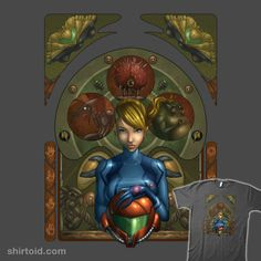 Pin by Caseyxsharp on Samus Aran Metroid samus, Samus