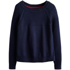 French Navy Lowry Womens A Line Jumper   Joules UK (600 HRK) ❤ liked on Polyvore featuring tops, sweaters, shirts, outerwear, navy jumper, blue jumper, jumper shirt, blue top and navy blue jumper