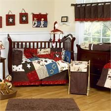 1000 Images About Western Style Crib Sets On Pinterest