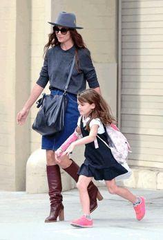 Like mother, like daughter: El estilo también se hereda - 3 (© Todos los Derechos Reservados de Grupo Expansión, S.A. de C.V. Prohibida la reproducción total o parcial, incluyendo cualquier medio electrónico o magnético.)