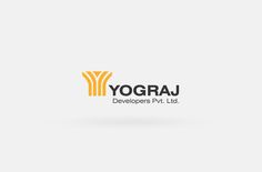 #Corporate_Identity_Design #Yograj_Developers_Pvt_Ltd. #Ahmedabad  #Gujarat  #Designed_by_ Greycells