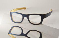 Kraa Kraa wooden eyewear