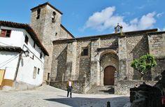 Arquitectura rural en pueblos del Valle del Jerte en Extremadura: Cabezuela, El Rebollar, El Torno, Jerte, Tornavacas