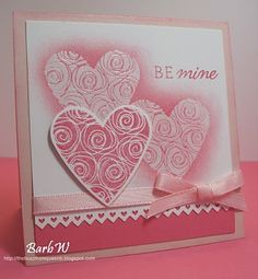 Be Mine   By:BarbW@thebuzzfromqueenb