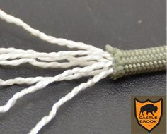 7-nylon strands [spun from Spider-man's tears] Toughest boot laces you'll ever find on the market. For boots, shoes, hiking, walking, jogging, whatever the heck you think you need these for, they have a LIFETIME WARRANTY! Put them on anything. 7 2 ply nylon strands that make this the bootlace / shoelace you want to wear on ALL of your outdoor equipment