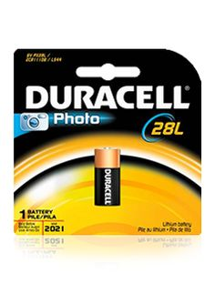 duracell camera 28l Product