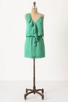 Anthropologie 'Scattered Limelight' Dress. {although, according to the reviews, best left on the mannequin. darn.}