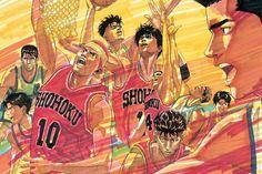 VIZ: Read Free Shonen Jump Manga - Official & Simul with Japan Anime Backgrounds Wallpapers, Free Hd Wallpapers, Kuroko, Anime Basket, Slam Dunk Manga, Nike Wallpaper, Wallpaper Desktop, Bull Logo, Popular Manga