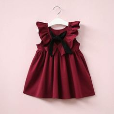 RUFFLE LOW BACK DRESS