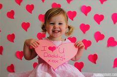 DIY Valentine's Day Photo Ideas