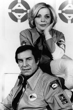 """Space: 1999"" (1975-1977) - #TV #SciFi"