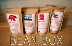 Bean Box: A Coffee Subscription Box from Seattle
