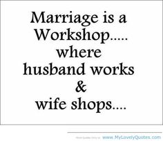 Marriage humor
