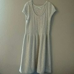 Kimchi Blue Cream Knit Dress Size Large I bought this dress at Urban Outfitters originally. Only worn once. Great condition. Urban Outfitters Dresses Midi