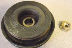 Renault 25 2.7 V6 Crankshaft Pulley Wheel 1992 Listing in the Renault,Parts & Spares,Classic Car Parts,Cars & Vehicles Category on eBid United Kingdom